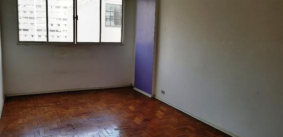 Kitnet Em Bela Vista, São Paulo/sp De 35m² 1 Quartos Para Locação R$ 950,00/mes - Kn396489