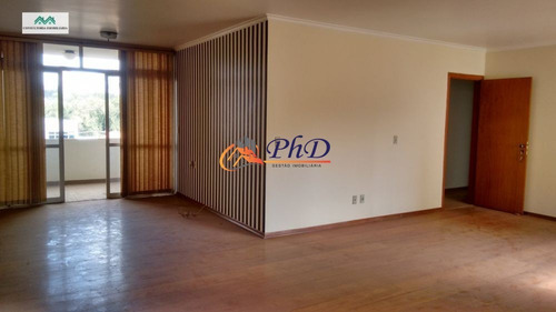 Imagem 1 de 15 de Edifício San Diego - Apartamento A Venda No Bairro Vila Boaventura - Jundiaí, Sp - Ph72114