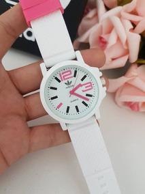 Relógio adidas Colorido Kit 10 Peças Atacado