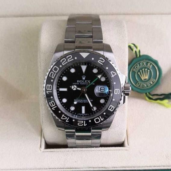 Rolex Gmt - Master || Black