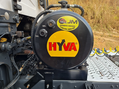 Imagem 1 de 6 de Scania 124 Manual  Hyva