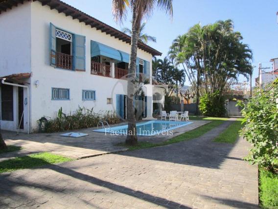 Casa Com 5 Dormitórios À Venda, 487 M² Enseada - Guarujá/sp - Ca2965