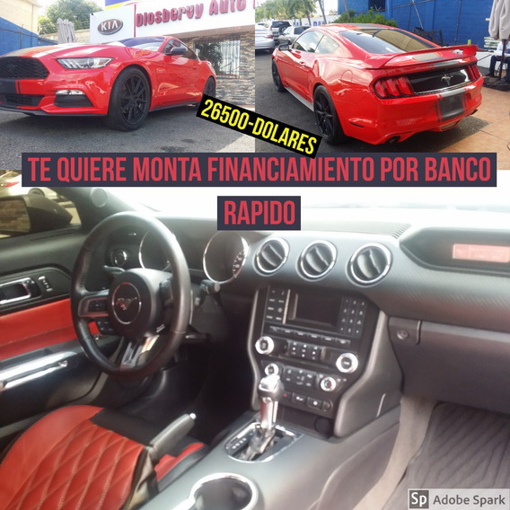 Ford Mustang Americano