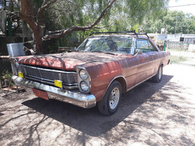 Ford Galaxie. Ford Custom 500. Año 65. Leer