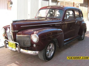 Ford Mercury 1941