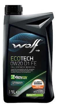 Aceite Ecotech 0w20 Fe Api Sn/ilsac Gf5