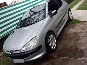 Peugeot 206 Xr1.6 3 Puertas. Excelente Estado, 129000km