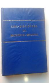 Livro Lisa Volume 5 Biblioteca Da Matemática Modern