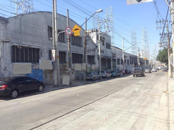 Galpão Em Mooca, São Paulo/sp De 1800m² À Venda Por R$ 3.360.000,00 - Ga236907