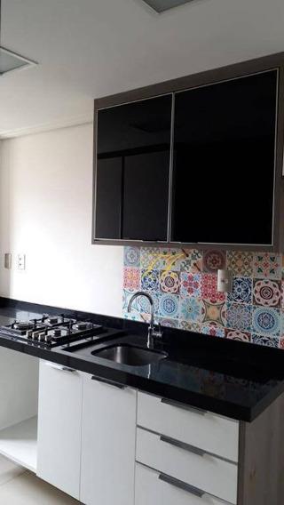 Apartamento Com 2 Dormitórios Para Alugar, 51 M² Por R$ 1.700,00/mês - Macedo - Guarulhos/sp - Ap0179