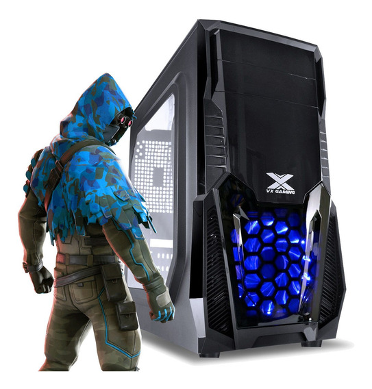 Pc Gamer Intel I7 Hd 500gb 8gb Ram Geforce Gtx 2gb + Jogos