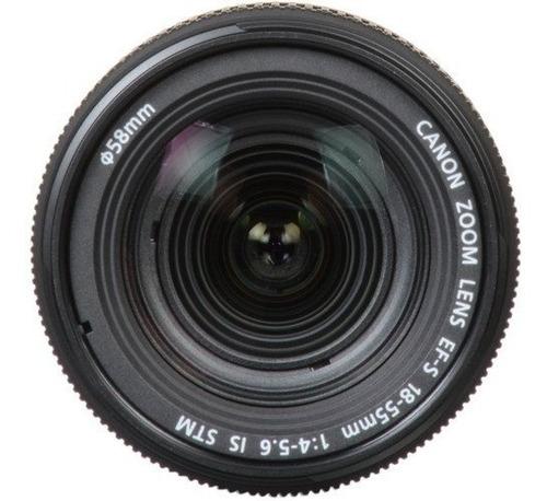 Lente Canon Zoom Ef-s 18-55mm F/4-5.6 Is Stm Pronta Entrega.