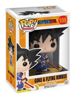 Funko Pop Dragon Ball 109 Goku Nuevo Original Magic4ever