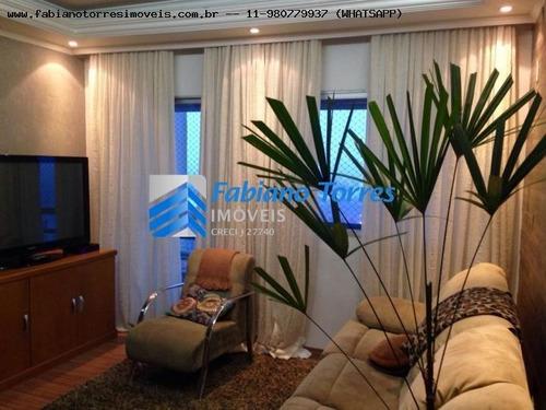 Apartamento Para Venda Em São Bernardo Do Campo, Planalto, 3 Dormitórios, 1 Suíte, 2 Banheiros, 2 Vagas - 01tat_2-439667