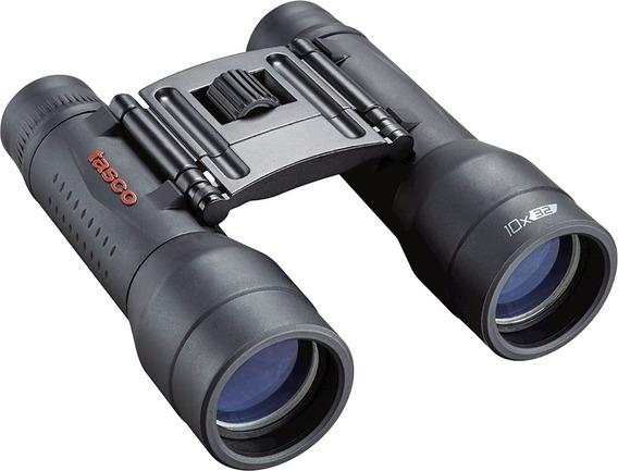 Binoculares Tasco Essentials 10x32 Roof Prism Compactos!