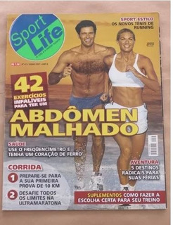 Revista Sport Life - Abdômen Malhado Corrida Aventura
