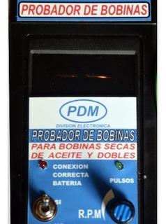 Probador Bobinas Con Chispometro Pdm + Dvd Taller !!!