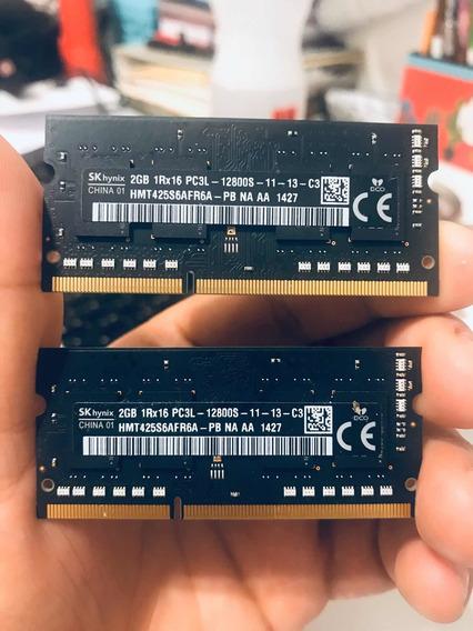 Memoria Ram Mac Macbookpro 2 X 2gb Ddr3 1600