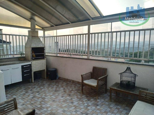 Apartamento Duplex À Venda, 87 M² Por R$ 280.000,00 - Bonsucesso - Guarulhos/sp - Ad0012