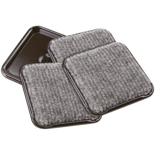 Softtouch Protectores De Piso Para Muebles Con Moqueta Infer