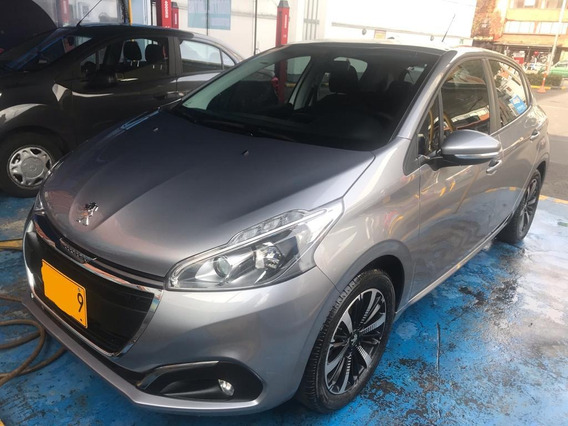 Peugeot 208 Como Nuevo Modelo 2019