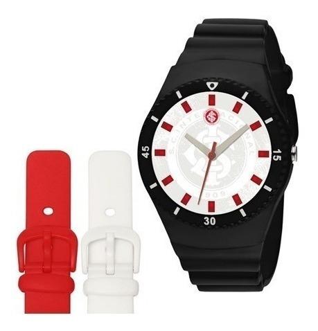 Relógio Technos Internacional Troca Pulseira + Nf Ctsports