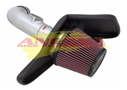 Kit Filtro De Ar K&n Kit Intake Chevrolet Cruze 1.8