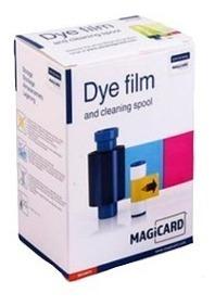 Tinta Dye Film Ma300ymcko Magicard