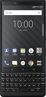 Blackberry Key2 Negro Desbloqueado Telefono Inteligente Andr