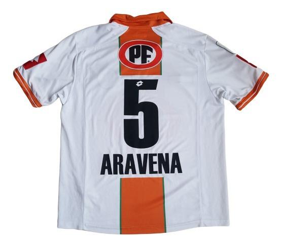 Camisa Cobresal 2012 - Camiseta Lotto Futebol Chile
