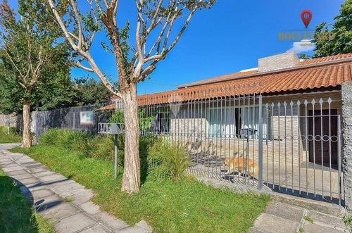 Imagem 1 de 15 de Casa Térrea De Esquina À Venda, 250 M² Por R$ 850.000 - Guabirotuba - Curitiba/pr - Ca0194
