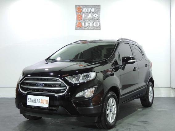 Ford Ecosport 2017 1.5 N Se Automatica 5p 4x2 San Blas Auto