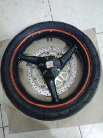 Roda Dianteira Honda 954 Ano 2002