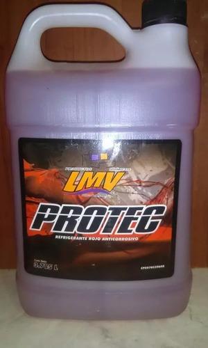 Refrigerante Rojo Anticorrosivo Lmv Protec