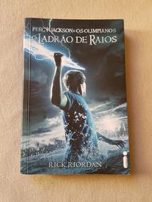 Percy Jackson E O Ladrão De Raios - Rick Riordan