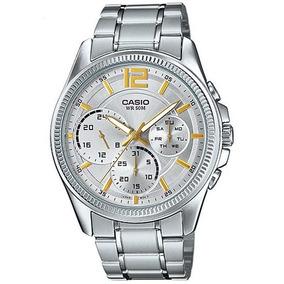 Relógio Casio Masculino Mtp-e305d-7avdf Garantia E Nf