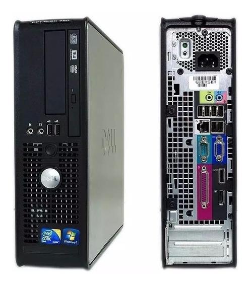 Computador Core 2 Duo 3.0ghz 4gb Ddr3 Hd 250gb - Seminovo