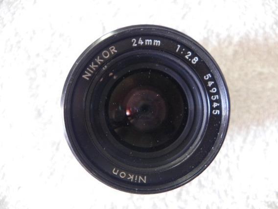 Nikon Ai 24mm/2.8
