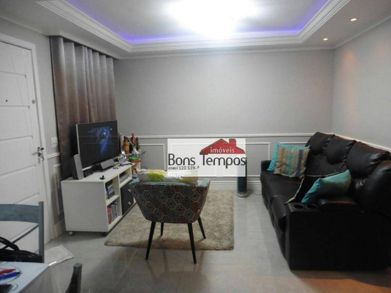 Sobrado Com 3 Dormitórios À Venda, 133 M² Por R$ 478.000,00 - Penha De França - São Paulo/sp - So2529