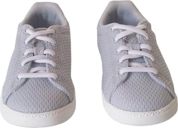 Tenis Zapatos Le Coq Sportif Para Niño Courtone Inf Nuevo