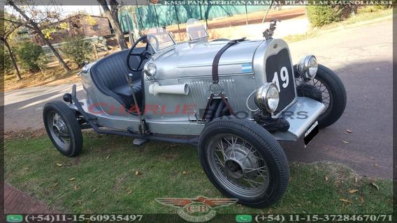 Ford A Baquet 1929 Unica Patentada Omologada Charliebrokers