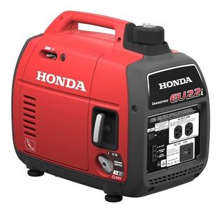 Generador portátil Honda EU22I 2200W monofásico con tecnología Inverter 220V