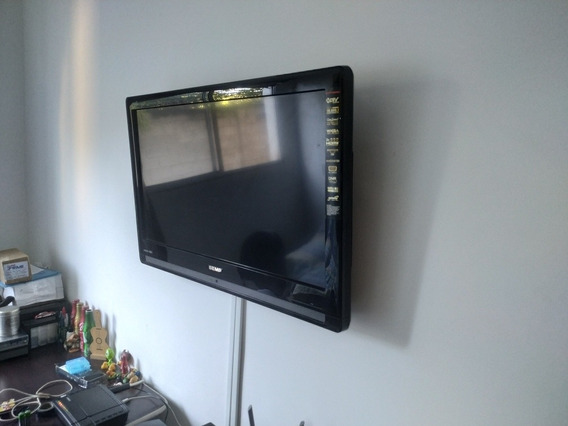 Tv Lcd Toshiba 32 (tela Rachada)