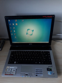 Notebook Sti / Intel Core 2 Duo / 4 Gb Ram / 320 Gb Hd