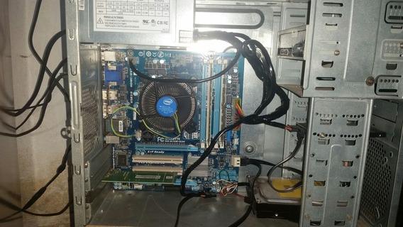 Pc Gamer B75m D3h + Core I5 3330 + 8gb Ddr3
