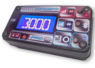 Tacómetro Velocímetro Cuenta Km Corte Rpm Tablero Universal