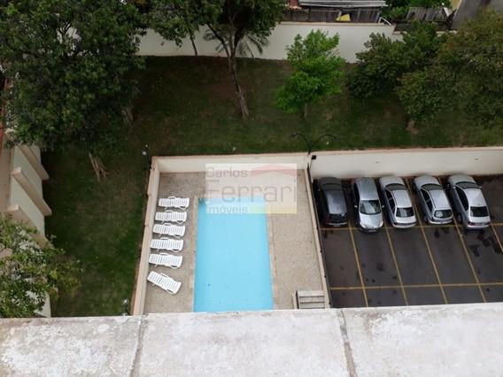 Apartamento Com 1 Dormitório, 1 Vaga E Lazer Com Piscina No Lauzane Paulista - Cf20424