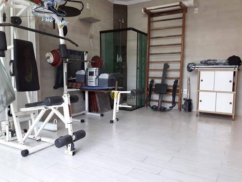 Casa À Venda, 320 M² Por R$ 1.400.000,00 - Parque Dos Pássaros - São Bernardo Do Campo/sp - Ca0523