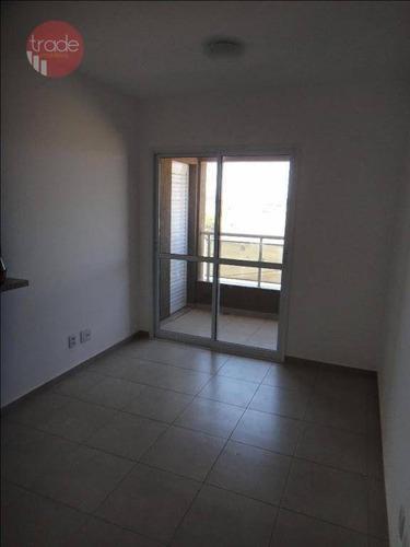 Apartamento Com 1 Dormitório À Venda, 44 M² Por R$ 220.000,00 - Jardim Nova Aliança - Ribeirão Preto/sp - Ap6757