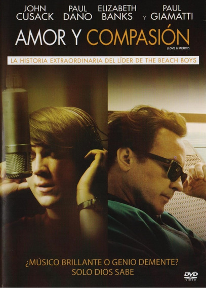 Amor Y Compasion Love And Mercy Paulo Dano Pelicula Dvd